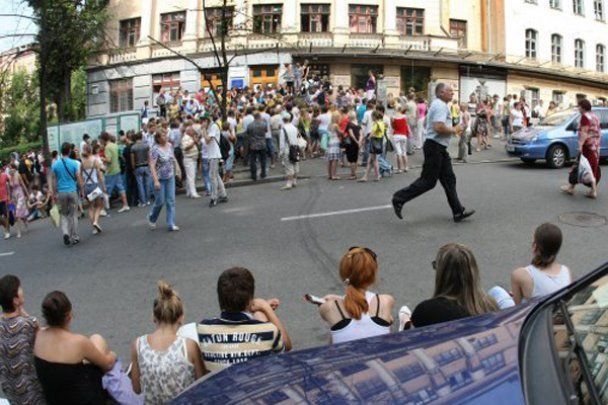Жахи вступної кампанії-2010