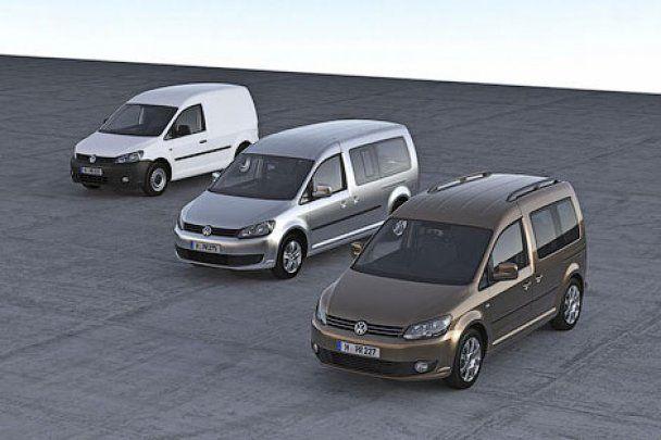 Розсекречено Volkswagen Caddy нового покоління