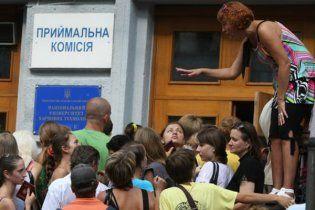 Найнижчу явку на тести з української мови зафіксовано на Донеччині і в Києві