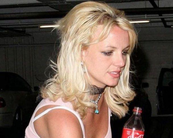 Бритни Спирс сильно похудела за две недели