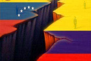 Венесуэла разорвала дипломатические отношения с Колумбией