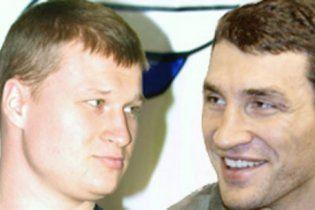 Бой между Кличко и Поветкиным отменен
