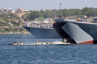 Кораблі НАТО зайшли до Севастополя