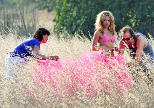Шакира станет индийской богиней