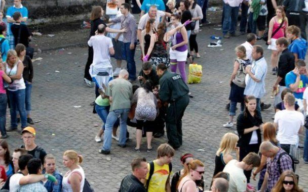 Количество жертв на Love Parade возросло до 19 человек