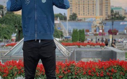 Парень Свитолиной оценил украинский борщ в Киеве и уехал в Одессу