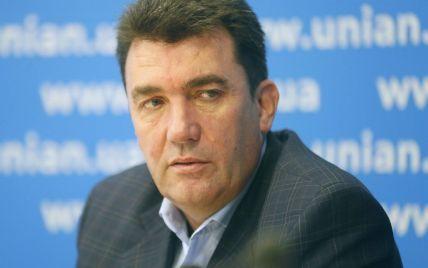 Данилов заявил о необходимости перехода в Украине на латиницу вместо кириллицы: детали