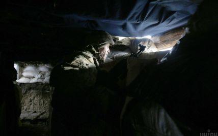 Доба на передовій: терористи обстріляли позиції ООС, застосувавши протитанкову ракету
