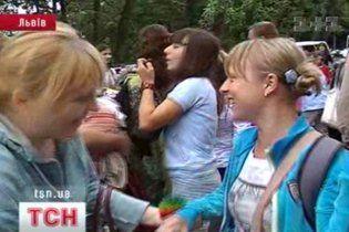 Украинские паломники провели 5 суток на границе между Францией и Швейцарией