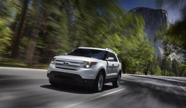Нове покоління Explorer: Ford переробив свій найкращий позашляховик