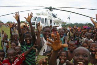 Суданські повстанці захопили російський вертоліт