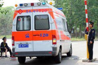 Мощный взрыв прогремел на заводе в Китае, около 100 человек ранены