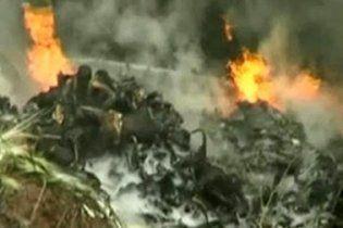 В Пакистані розбився літак зі 152 пасажирами
