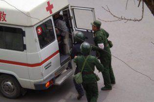 Жертвами вибуху на хімічному заводі в Китаї стали 12 людей