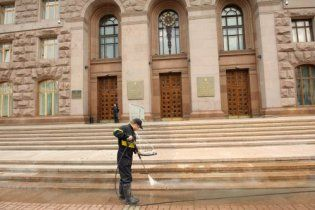 Киевские власти дали старт ликвидации районных советов