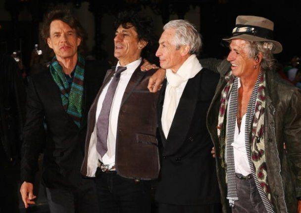 The Rolling Stones отказались идти на пенсию