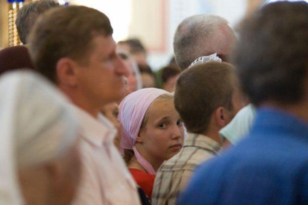 Янукович отпраздновал годовщину крещения Руси