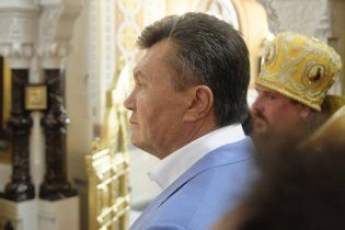 УПЦ МП відхрестилася від закликів до Януковича забути про Євросоюз