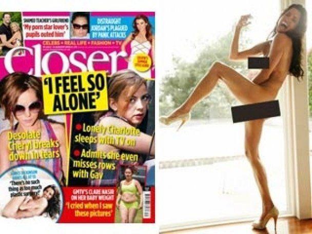 Перша супермодель Дженіс Дікінсон знялася оголеною у 55 років