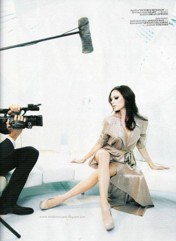 Вікторія Бекхем знялась для Vogue Turkey