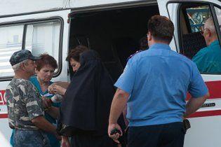 Возбуждено дело по факту смерти женщины во время взрыва в Запорожье