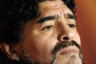 Марадона рассказал, как его обманули и предали