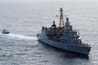 Німеччина озброїть Україну старими кораблями
