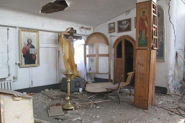 Підрив церкви в Запоріжжі: міліція розшукує чорняву жінку