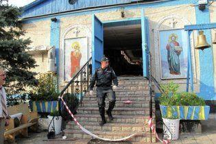 Подозреваемого в подрыве запорожской церкви выпустят из СИЗО