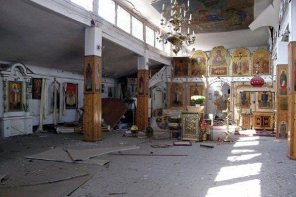 У Запоріжжі підірвали церкву_4