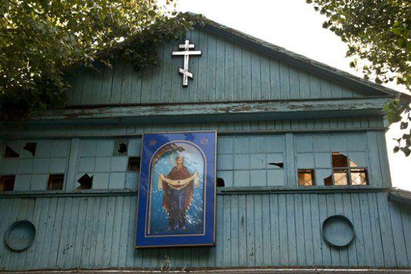 У Запоріжжі підірвали церкву_1