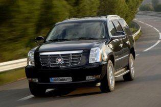 Cadillac Escalade главі МВС подарував невідомий благодійник