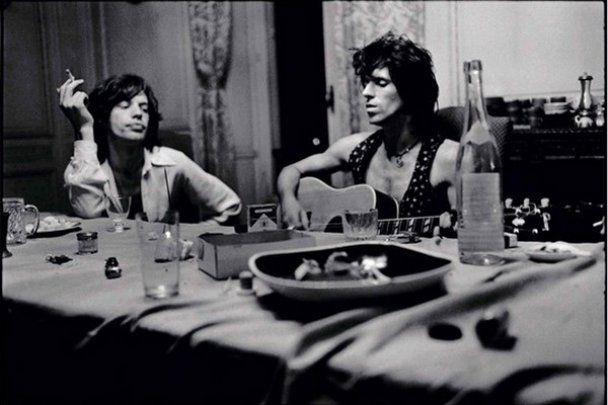 Редкие фото Rolling Stones увидят свет
