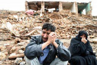 В Иране произошло шестибалльное землетрясение: есть жертвы