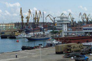 Влада Грузії конфіскувала затримане українське судно