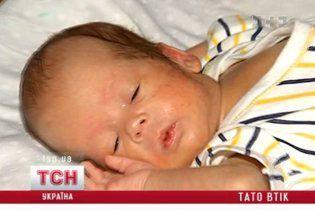 Киевлянин сбежал от жены, которая родила ему тройню