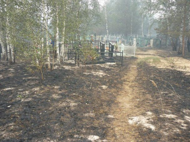 Вогняні смерчі у Росії: кількість жертв зростає
