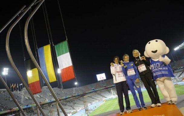 Україна здобула перше золото на Чемпіонаті Європи з легкої атлетики