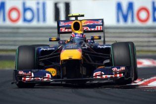 Формула-1. Веббер тріумфував на Гран-прі Угорщини