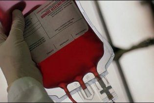 Впервые в Украине семья судится с банком крови