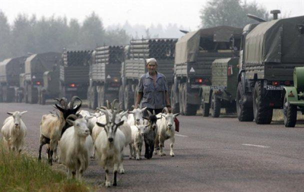 У Росії продовжують лютувати пожежі: в згорілих селах з'явилися мародери і палії