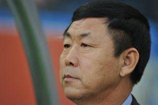 Після чемпіонату світу тренер КНДР відправлений на примусові роботи