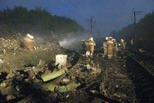 У Росії розбився Ан-24, є жертви