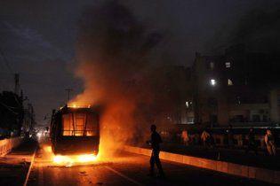 В этнических беспорядках в Карачи погибли 34 человека