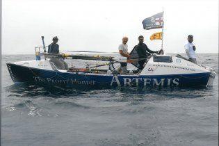 Побито 114-річний рекорд траверса Атлантичного океану