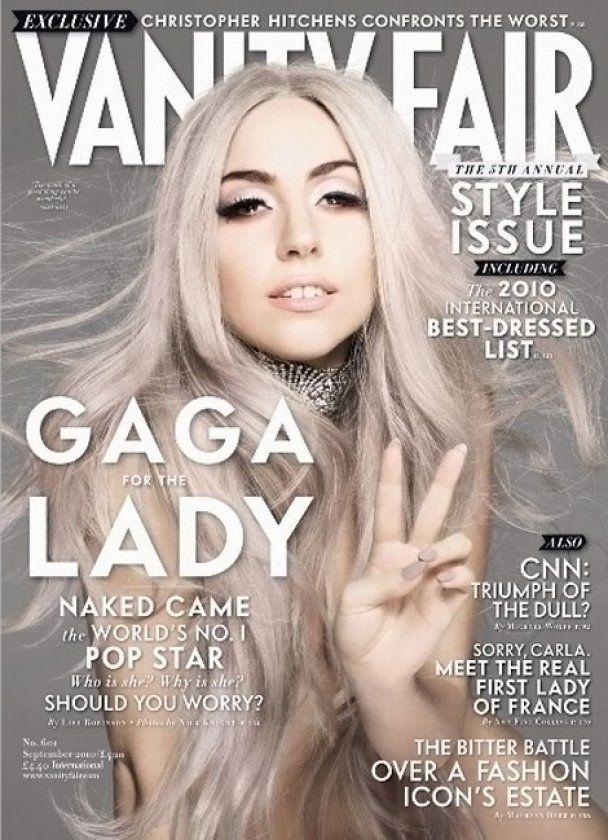 Lady GaGa рассказала, как сидела на наркотиках