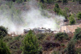 Війська Ізраїлю і Лівану вступили у перестрілку