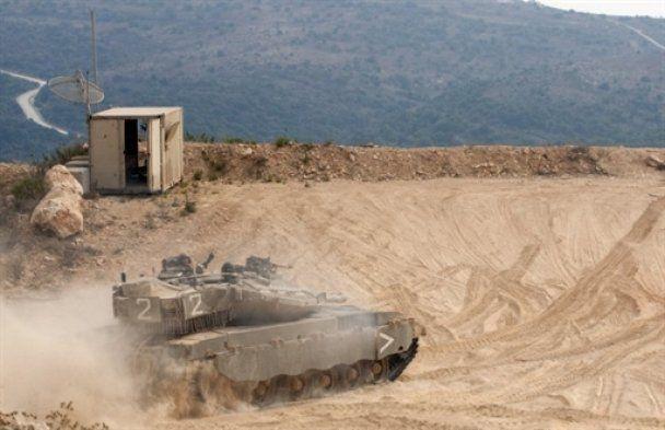 Перестрелка на границе Израиля и Ливана: пятеро погибших