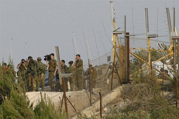Дерево викликало конфлікт на кордоні Ізраїлю та Лівану