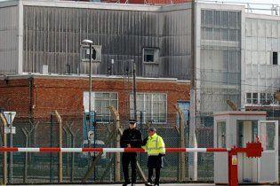 В Британии загорелся завод по производству ядерных боеголовок
